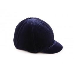 Toque pour casque velours Velveteen Shires Noir