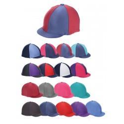 Funda gorra para cascos Shires