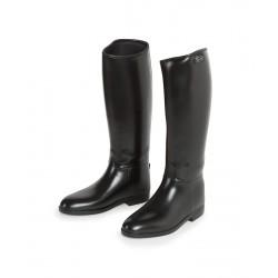 Botas equitación Waterproof Shires mujer Negro