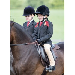 Shires Aston Jacket Childrens Black
