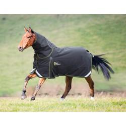 Shires Stormcheeta 300 Rug & Neck Set Black