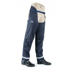 Team Shires Winter Chaps Navy
