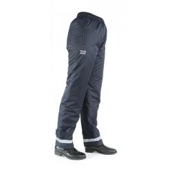 Pantalón de equitación invierno y waterproof Team Shires Azul marino