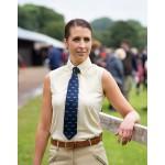 Chemise femme Shires sans manches à cravate