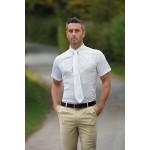 Chemise homme Shires à manches courtes à cravate