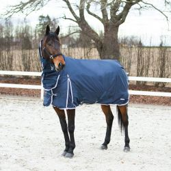 FT AVALANCHE COMBO WINTER RUG Dark blue