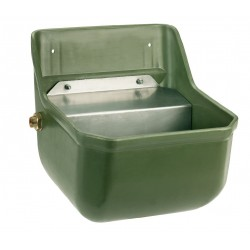 Kerbl Water Trough with Float Valve