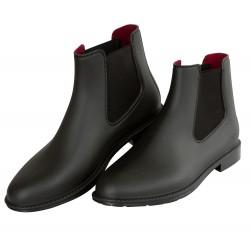 Boots Axona PVC Covalliero Noir