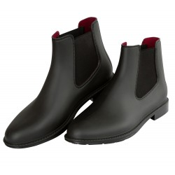 Covalliero Riding Half-Boot Axona Black