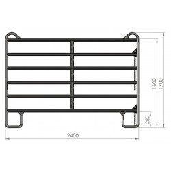 Kerbl Fence Panel