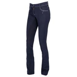 Pantalon Covalliero BasicPlus Jodhpur femme Bleu