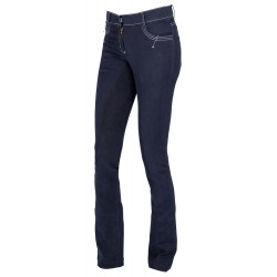 Pantalones de montar BasicPlus Jodhpur Covalliero Azul