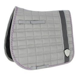Covalliero Saddle Pad Collection S/S18 Light grey