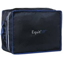 Equit'M Rug bag Navy blue / blue