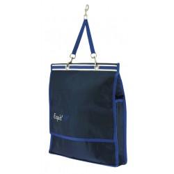EQUIT'M Bandage bag Navy blue / blue