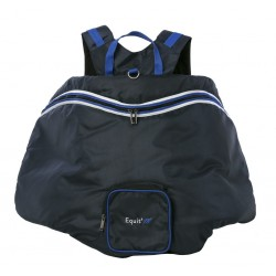 EQUIT'M backpack for saddle