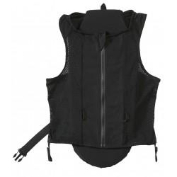 Protección dorsal Equi-Theme Mesh Negro
