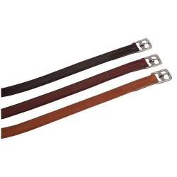 Norton Pro stirrup leathers