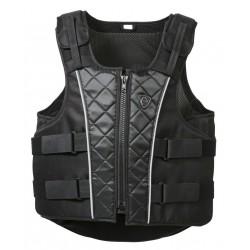 Equi-Theme Belt body protector Black