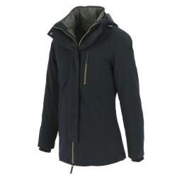 Equi-Theme Soft 3-in-1 Coat Ladies Navy
