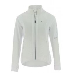 Equit'M Micro Softshell Jacket Ladies White