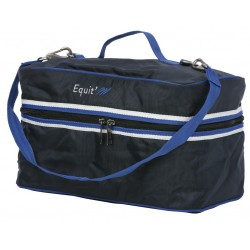 EQUIT'M Vanity Case Grooming bag Navy blue / blue