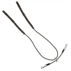 Norton Pro short elastic side reins with pulleys
