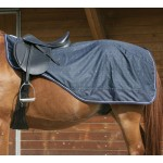 Equi-Theme Tyrex 600D fleece-lined back cover