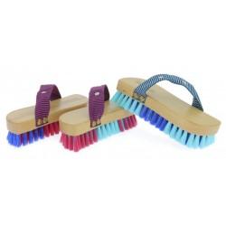 Hippo-Tonic Magnet Brush Two-tone Body Brush