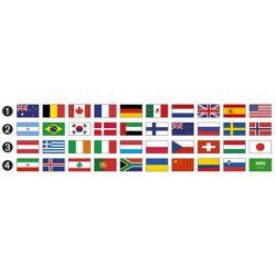 Stickers pour étriers Acavallo Opera - Groupe 1