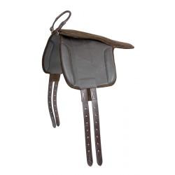 Shires Aviemore Pony Pad Havana brown