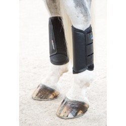 Shires Arma Air Motion Xc Boots Hind Black