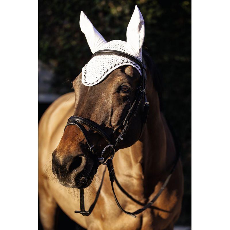 la meilleure attitude économiser grande remise de 2019 Bonnet anti-mouche Covalliero pour Cheval