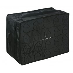 Bolsa para mantas Equi-Theme Negro