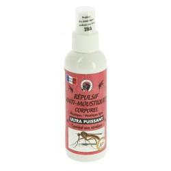 Spray répulsif anti-moustiques corporel