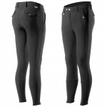 Pantalon à basanes silicone Horze Grand Prix homme
