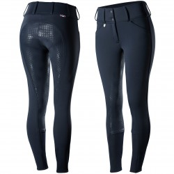 Pantalon Thermo Grand Prix Horze avec fond peau silicone femme