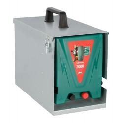 Electrificateur batterie 12V AKO Mobil Power Savane 2000