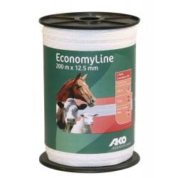 Ruban de clôture EconomyLine AKO 200 m