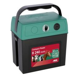 Electificateur à pile 9V Compact Power B 240 multi AKO