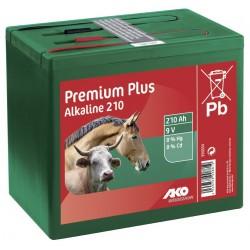 Pile alcaline 9 V pour clôture