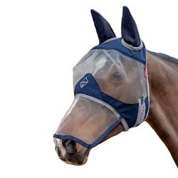 Máscara antimoscas Armour Shield Luxury LeMieux nariz y orejas