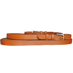 Chetak Leather reins for harness in pairs