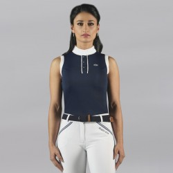 Flags & Cup CANDIBA Ladies Sleeveless Polo