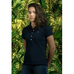 Polo mujer COATA Flags & Cup