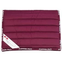 Puffer pad enduro ecuestre 65*48 Zilco