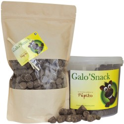 Galo'Snack Candies Pom'Pur Gr Carrot