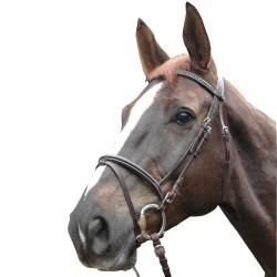 Privilege Equitation Biarritz Snaffle Flash NB