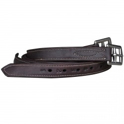 Nylon/Leather Stirrups Privilege Equitation
