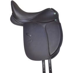 Privilege Equitation Privilège Dressage Soft Leather Saddle